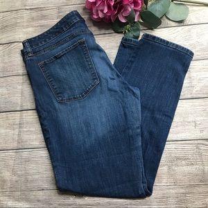 Banana Republic Skinny Fit Jeans 32/14